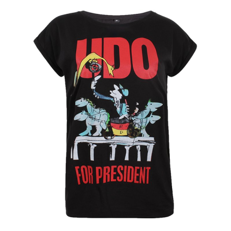 Udo for President Girl T-Shirt