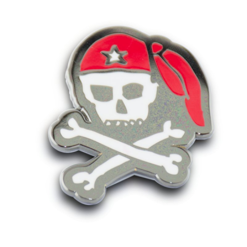Piraten Pin