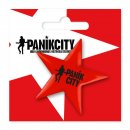 Panik City Pin Stern
